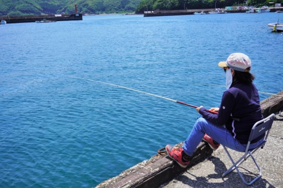 ホリデー磯サビキ釣り